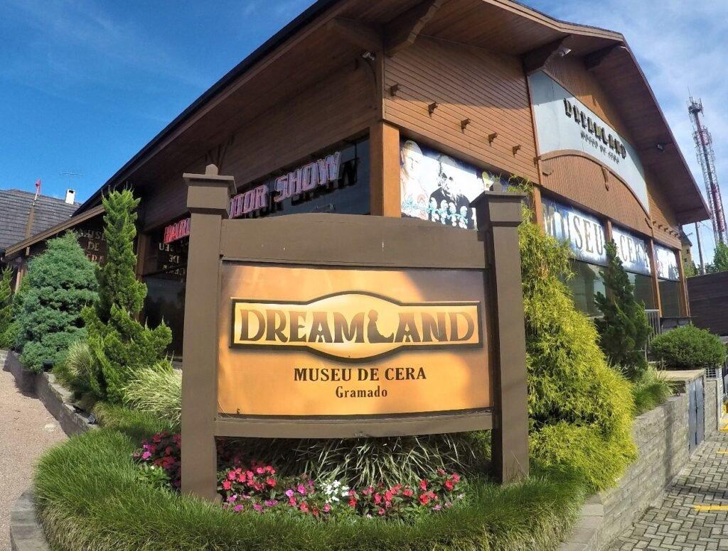 Museu de Cera Dreamland, Gramado