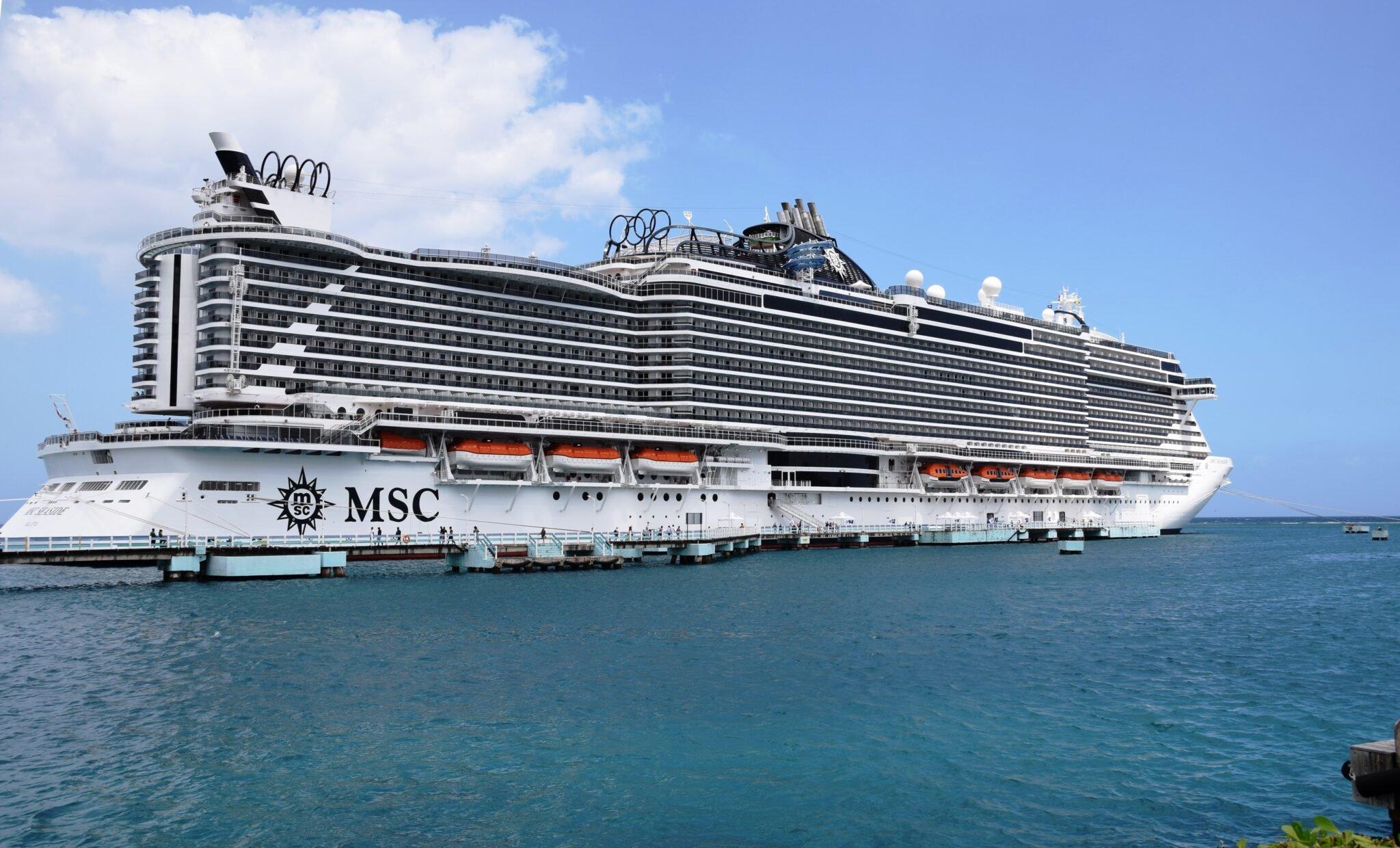 MSC Seaside - 0001
