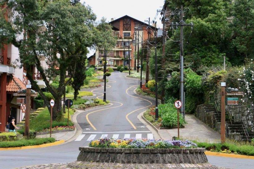 Rua Torta, Gramado